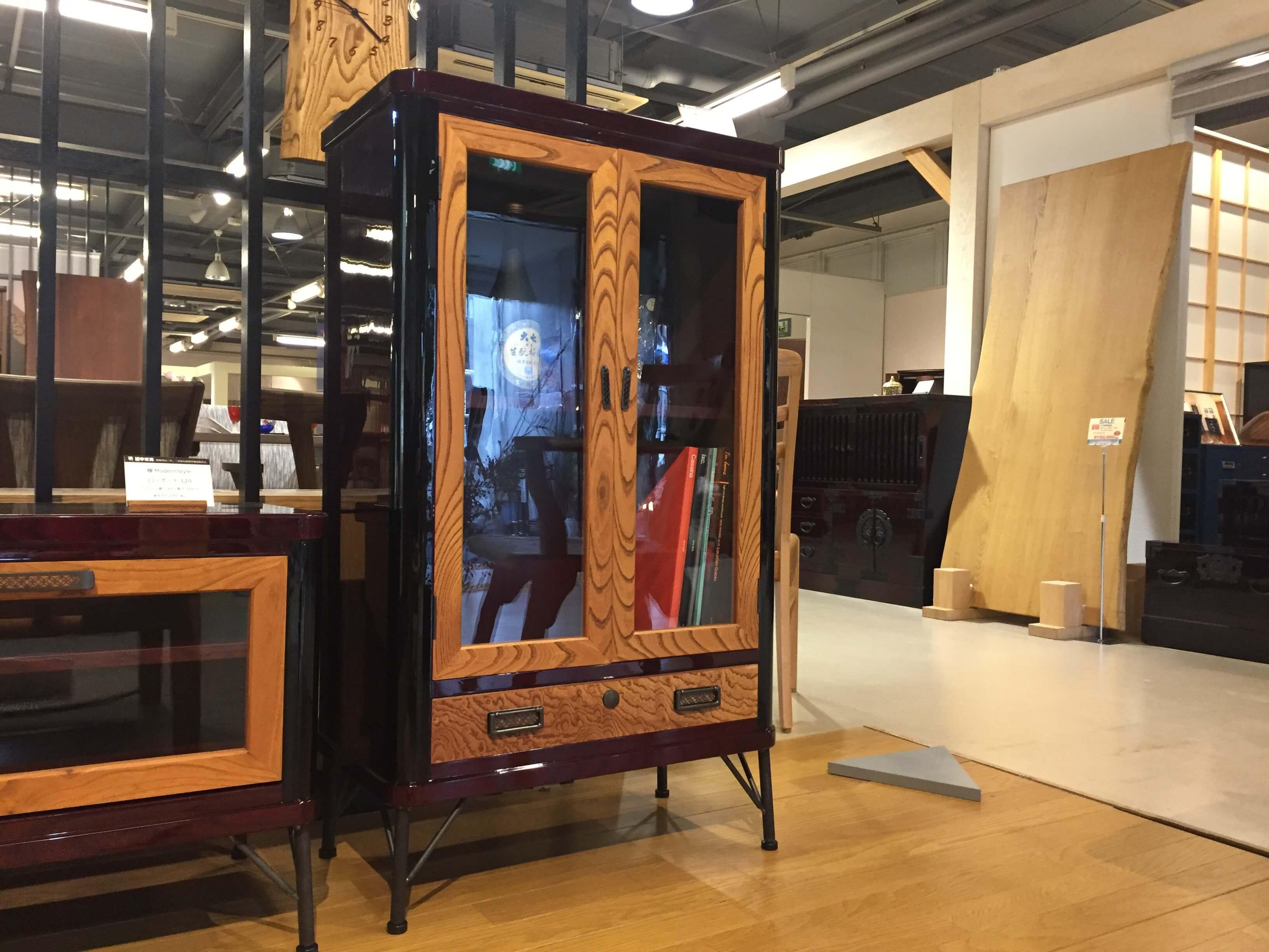 二本松伝統家具 欅ModernStyle