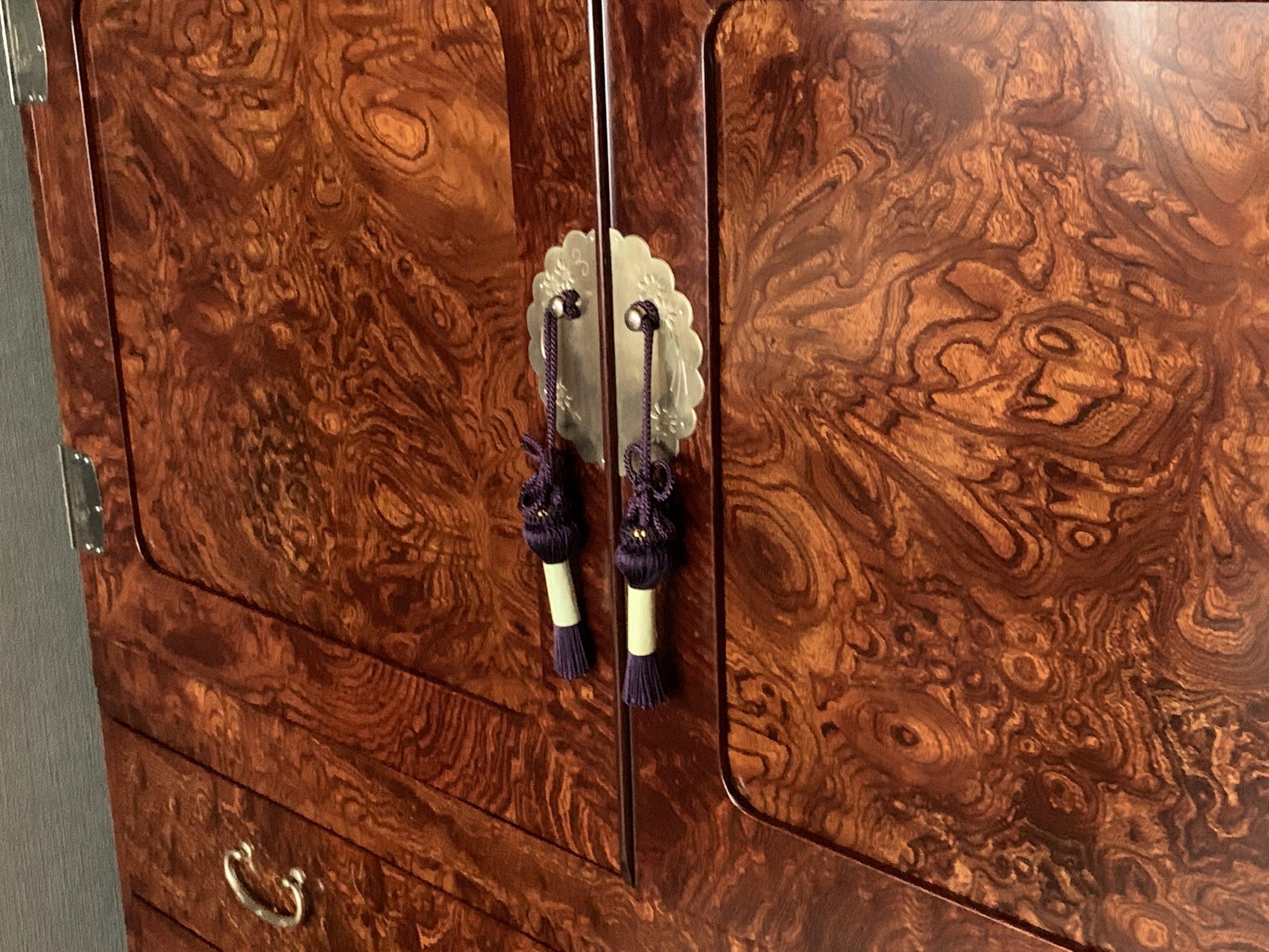 欅衣裳箪笥リフォーム