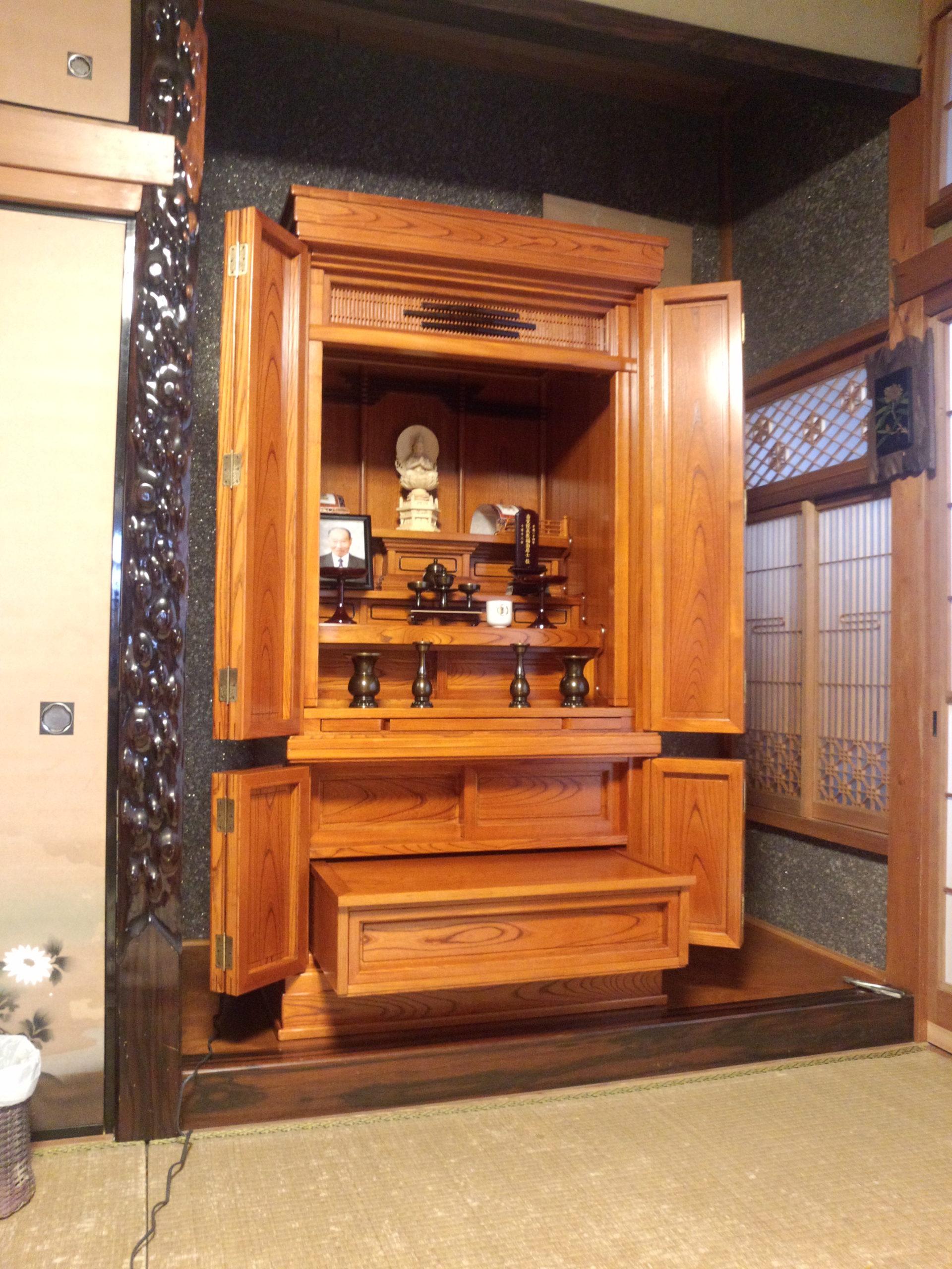 本欅のお仏壇