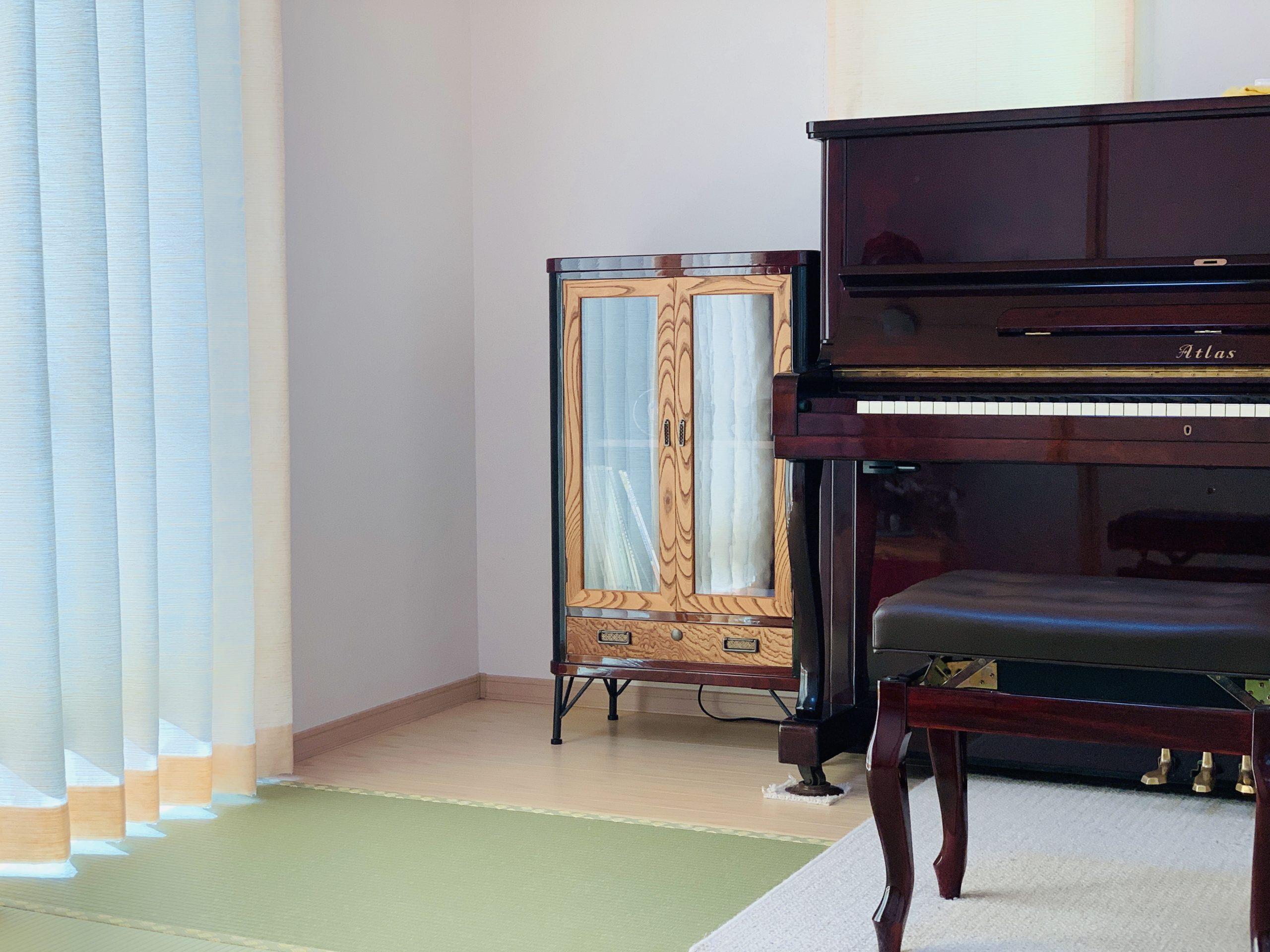 二本松伝統家具 欅ModernStyle キャビネット60